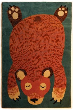 Bear by Nadia Shireen