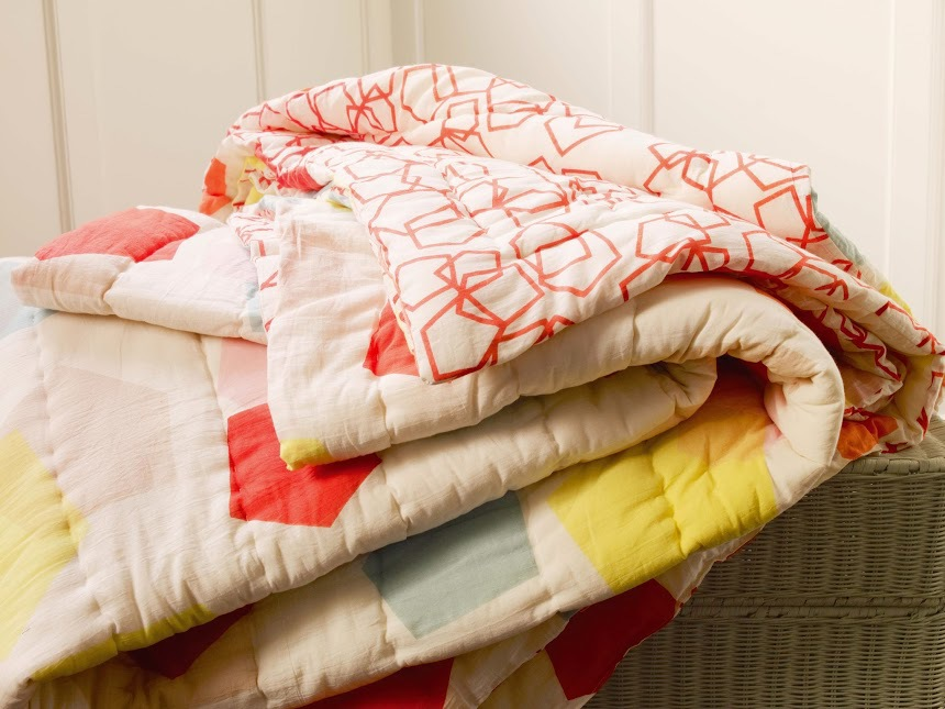 Come spring you will want one of these Sebbi throws