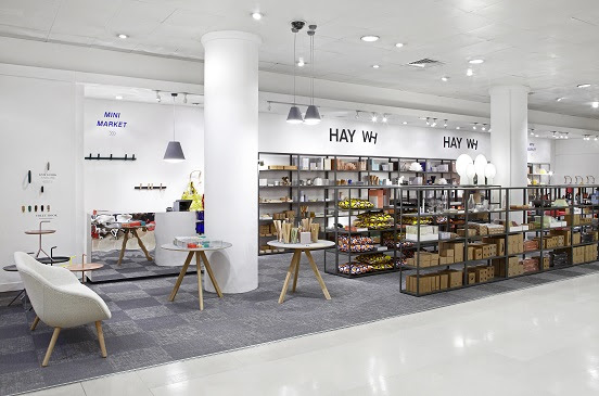 Wrong for Hay and Hay are popping up in Selfridges till Christmas