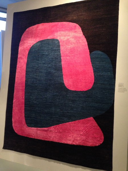 And finally, this rug by  Christopher Farr  really spoke to me.