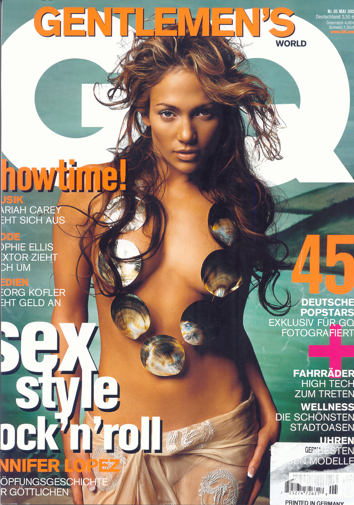 German GQ MAY 2003 COVER copy.jpg