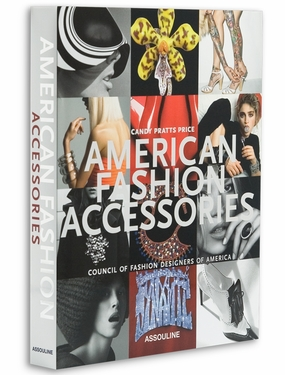 Featured in CFDA Amercian Fashion Accessories