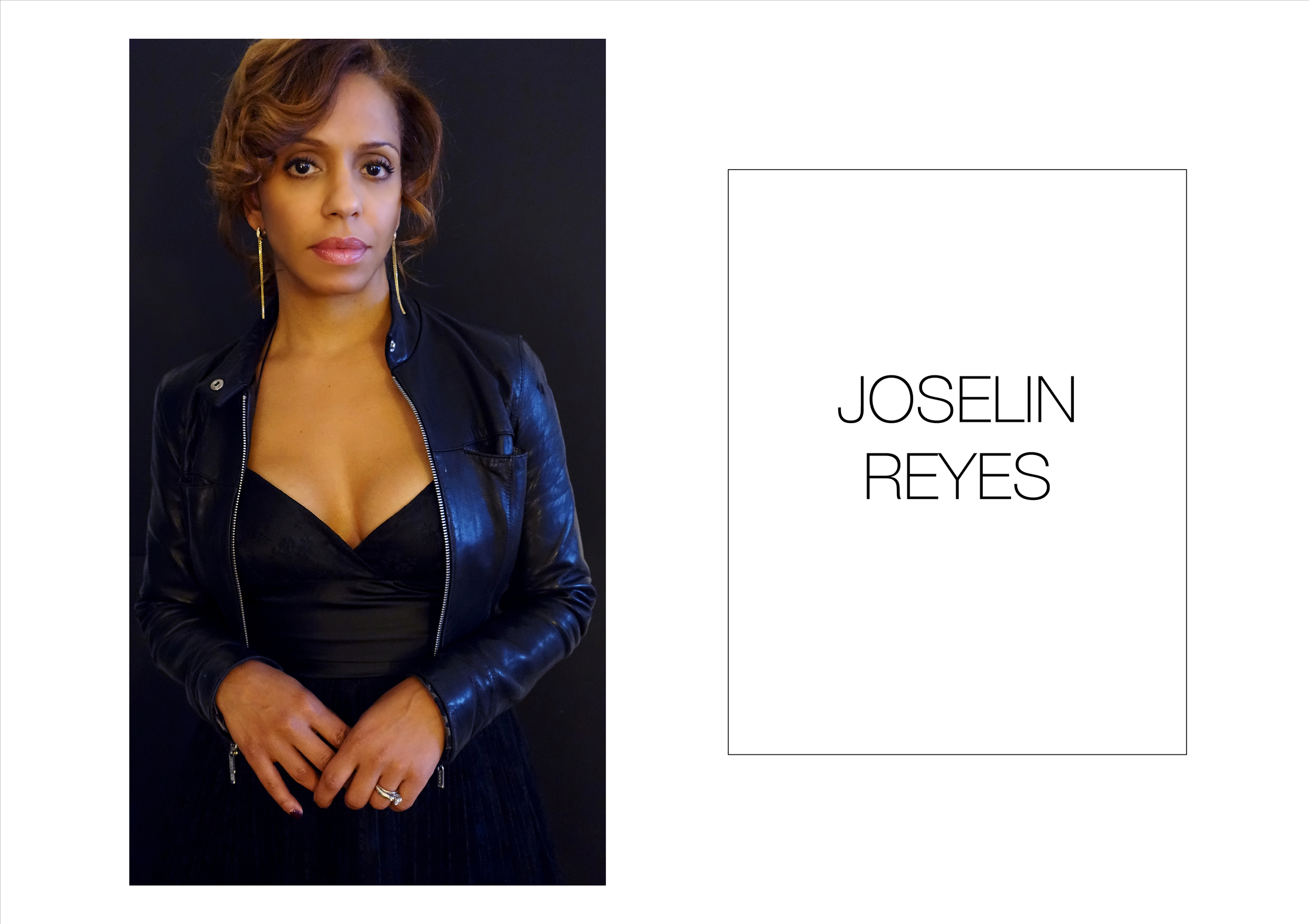 Actress  Joselin Reyes . Photography, jewelry, and styling by Simon Alcantara. Post Production by  Max Rosario