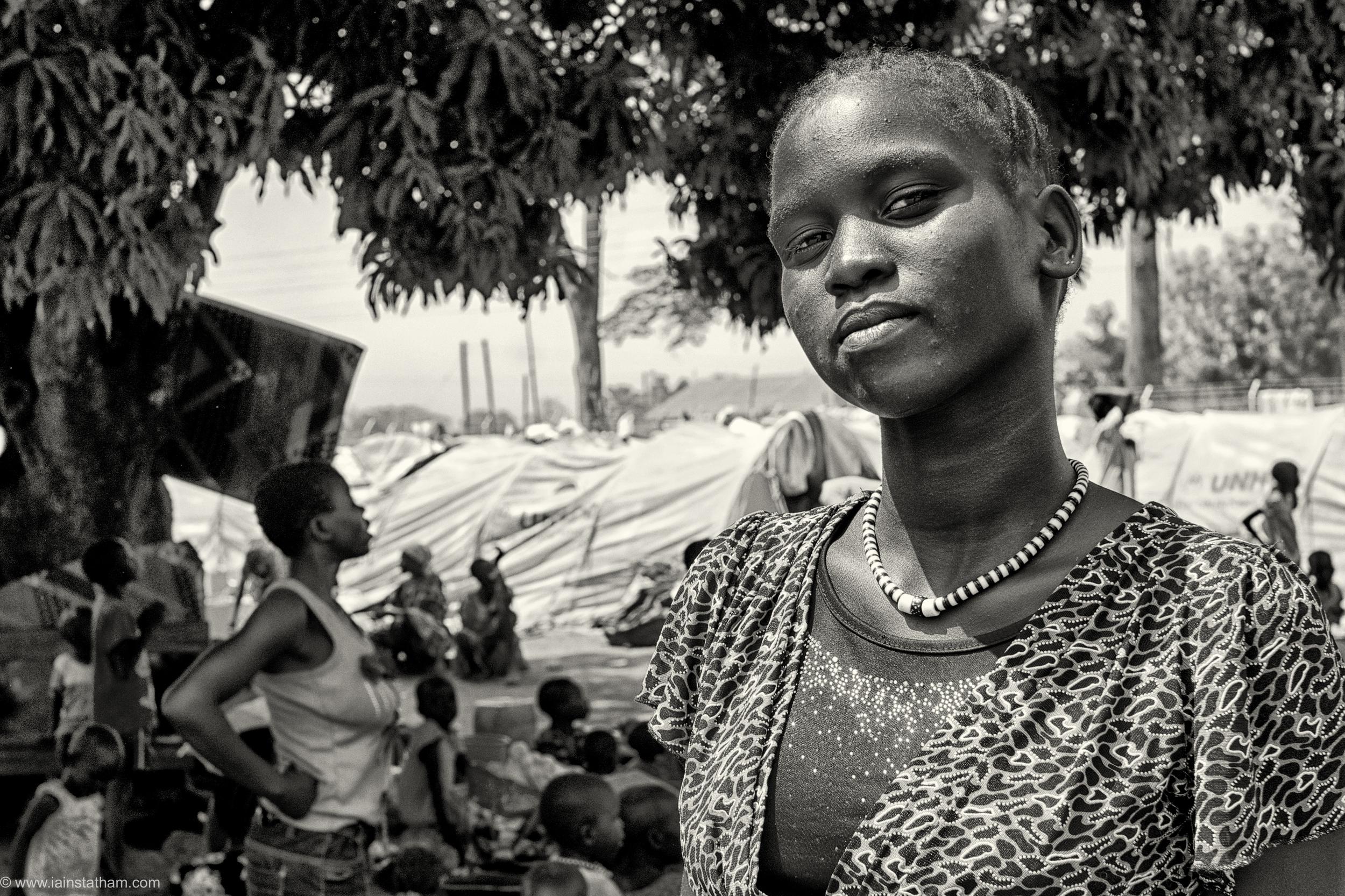 ug - south sudan refugees - dziapi - bw-9.jpg