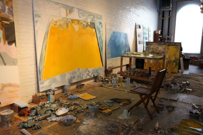 eric's studio