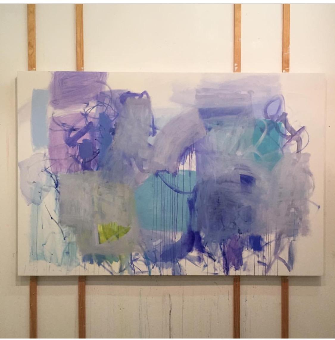 in progress in kate's studio