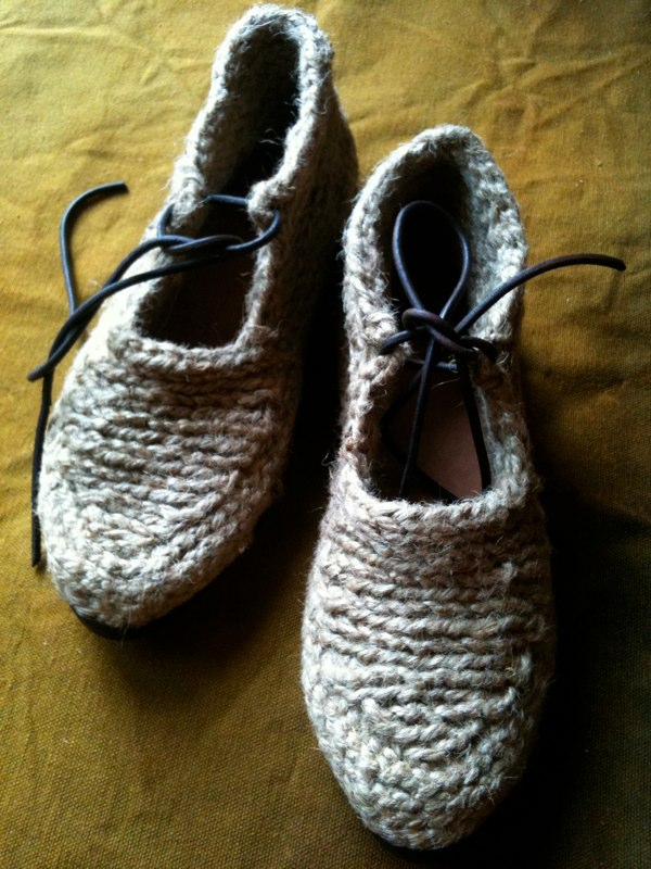 woven shoe_01 $545