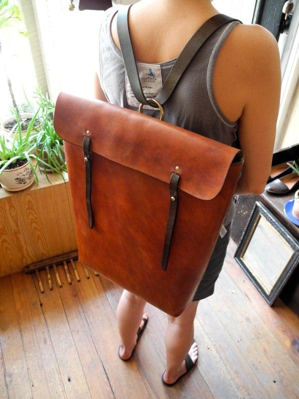 backpack/shoulder bag paul