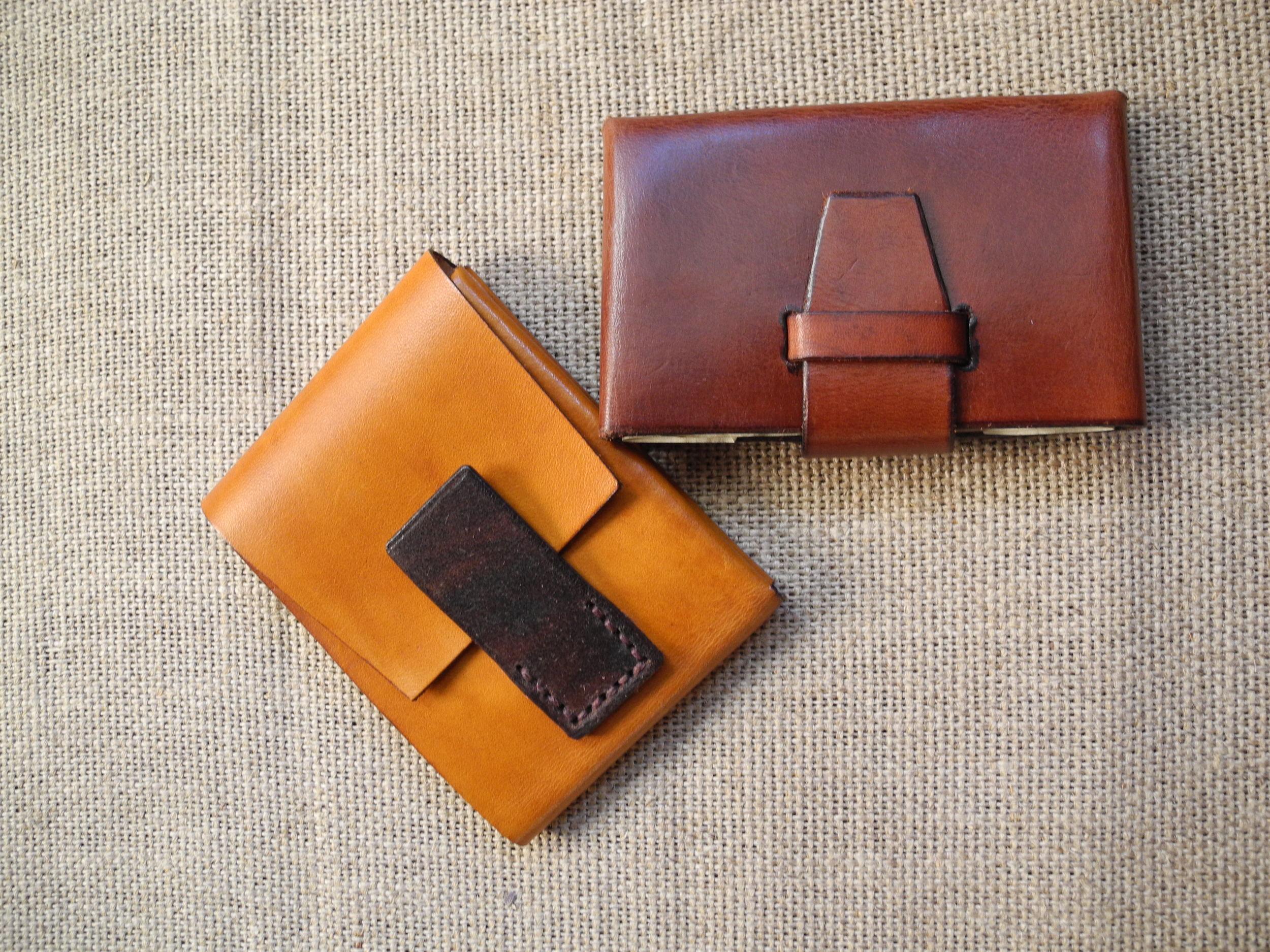 wallets..