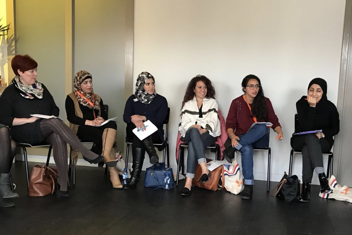 Female Leadership Program organized by Dutch Ministry of Foreign Affairs.