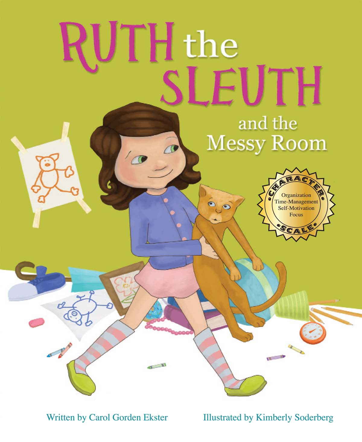 Ruth the Slueth and the Messy Room