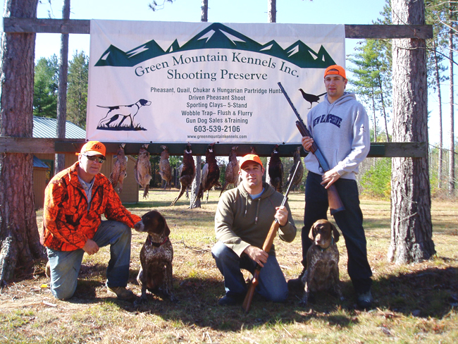 - Fort Mountain Companies is working with Green Mountain Kennels, Inc. – Shooting Preserve to create an Early Successional Habitat. Green Mountain is a Wildlife Recreational Shooting Preserve which is committed to providing an ideal habitat for upland game species. As our forests mature they are no longer ideal places for wildlife to thrive. This is where we are able to help Landowners to recreate that perfect habitat by bringing back the Early Successional Habitat to their forest.