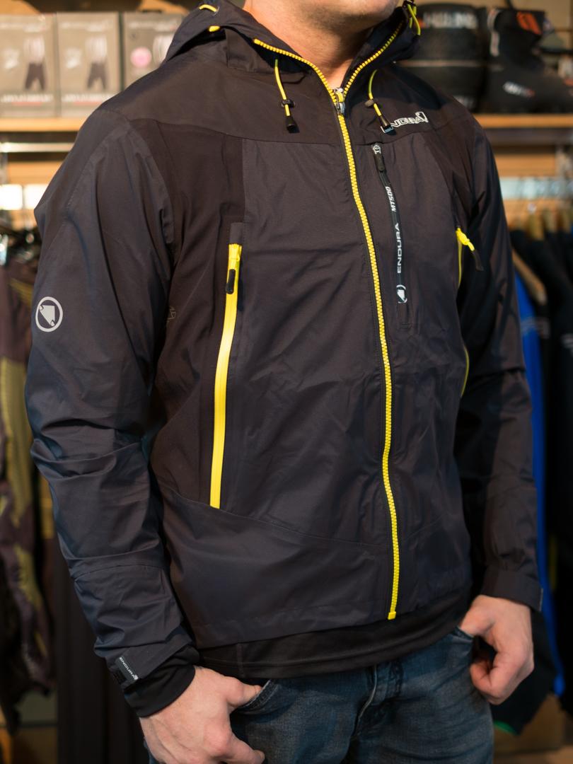 Le manteau MT500 imperméable II de Endura
