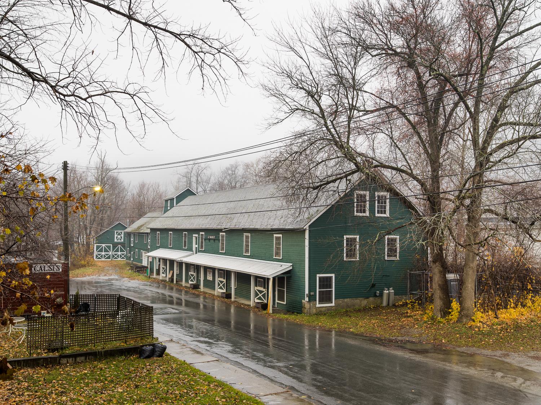Old Dairy Barn on Main Street