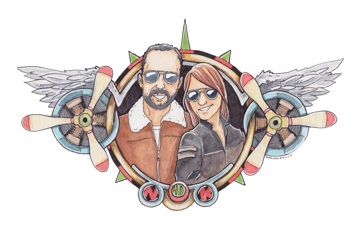 Nick & Kelsey