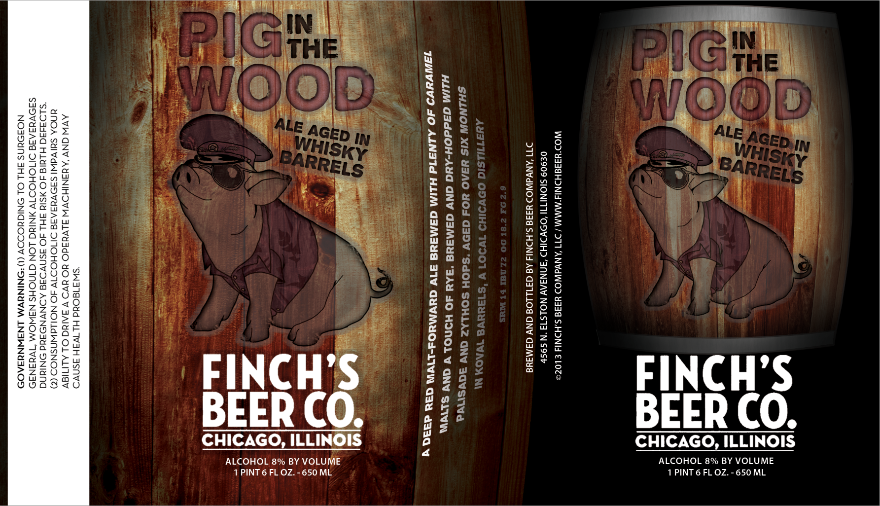Pig in the Wood Label.png