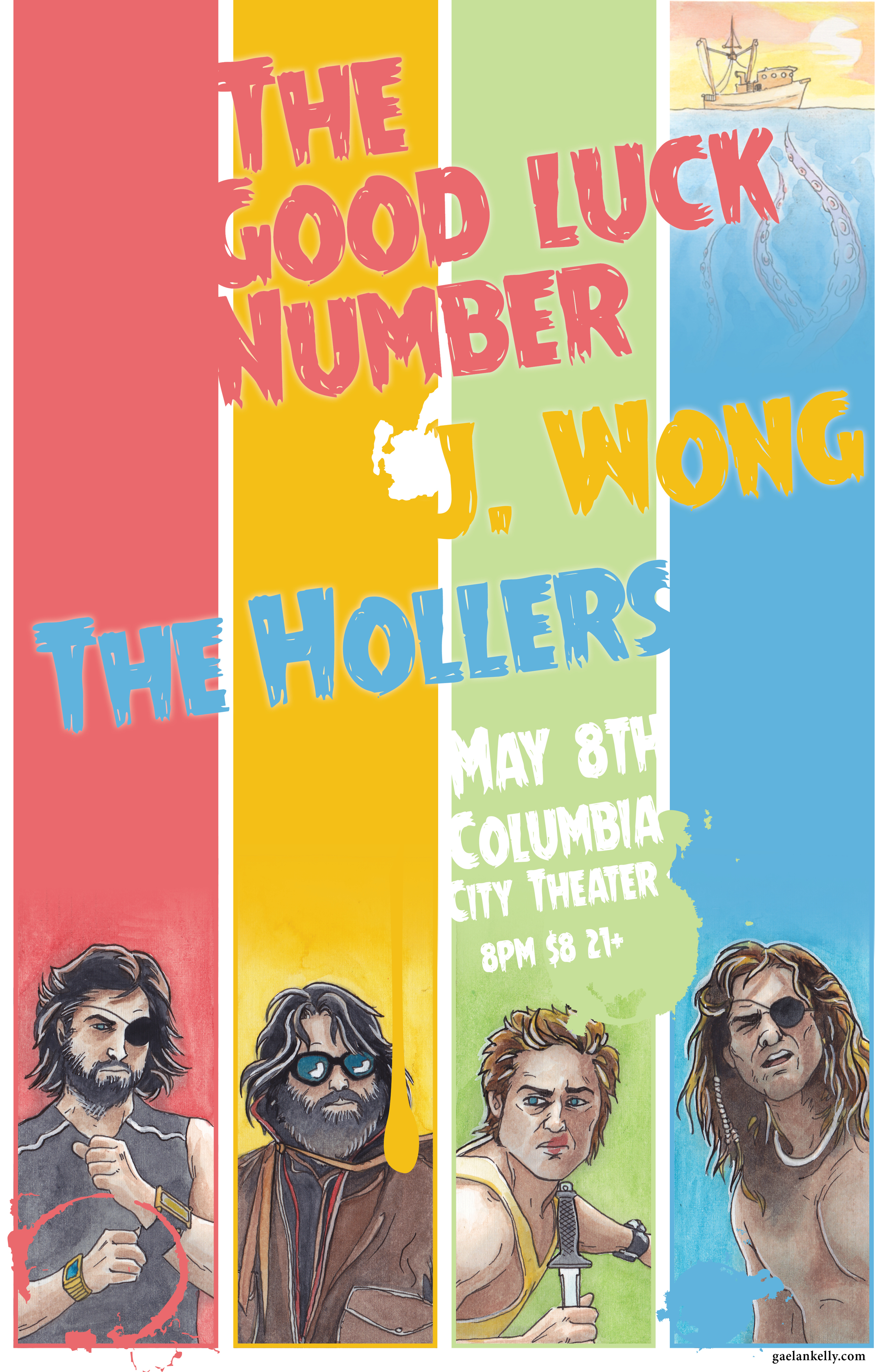 Good Luck Number show poster.jpg