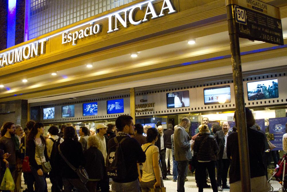 Cine Gaumont :: Espacio Inca. Malvinas 30 Miradas.