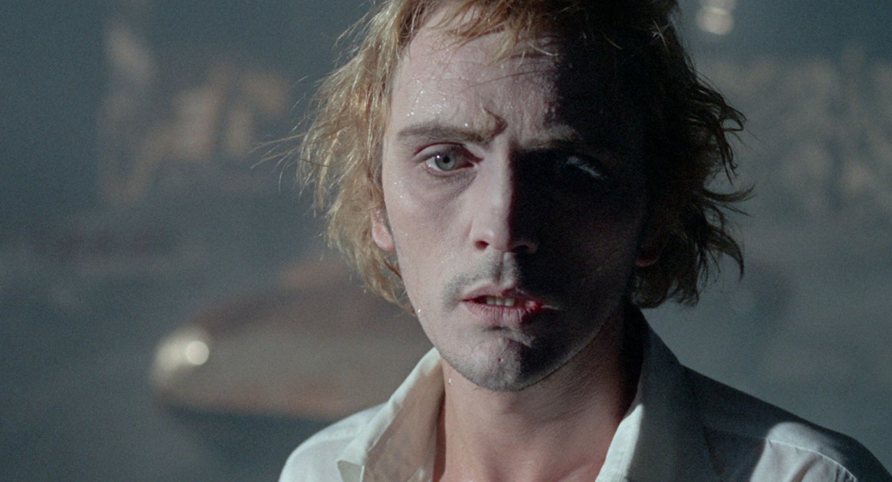 Terence Stamp as Toby Dammit