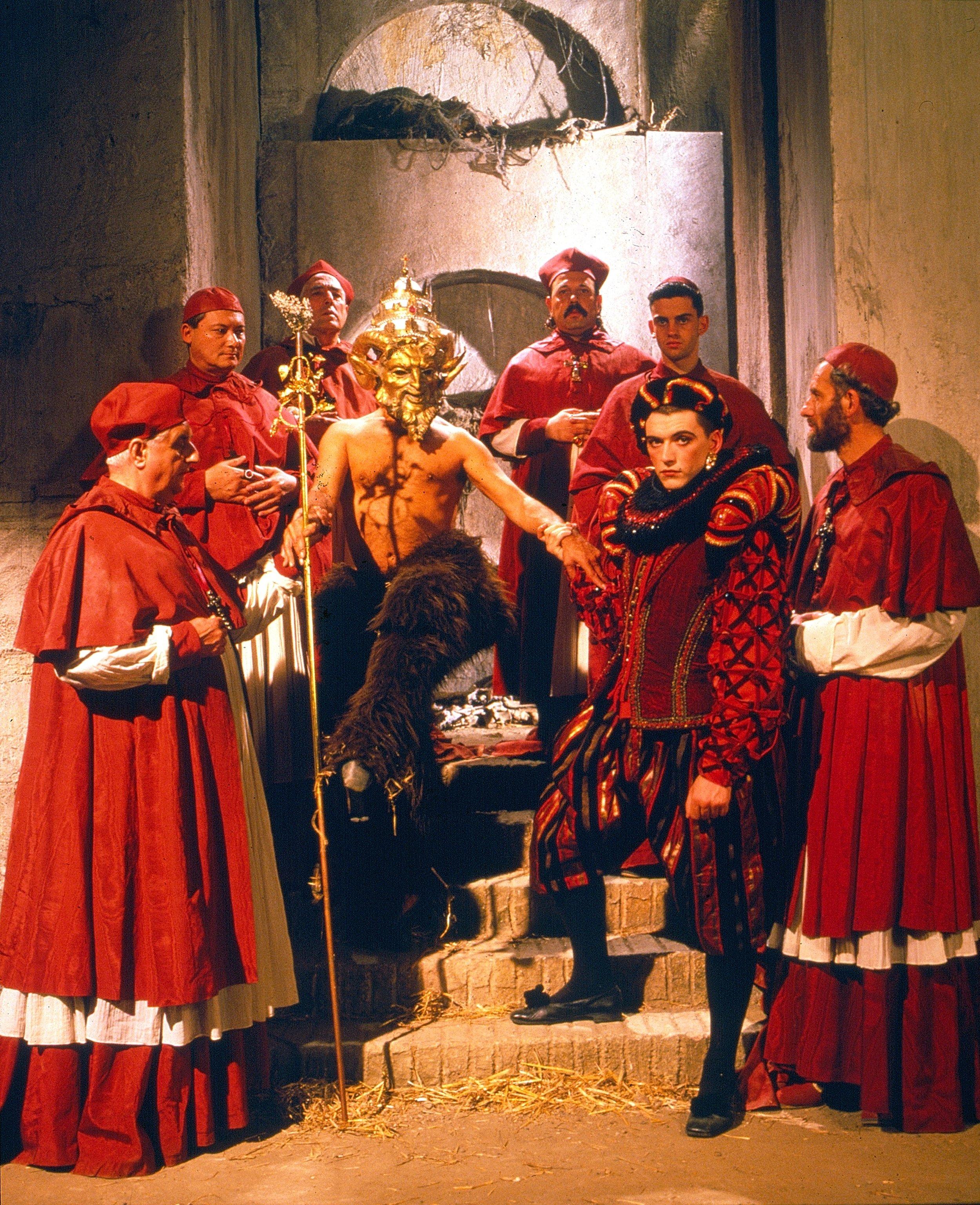 Caravaggio. Image courtesy of the BFI.