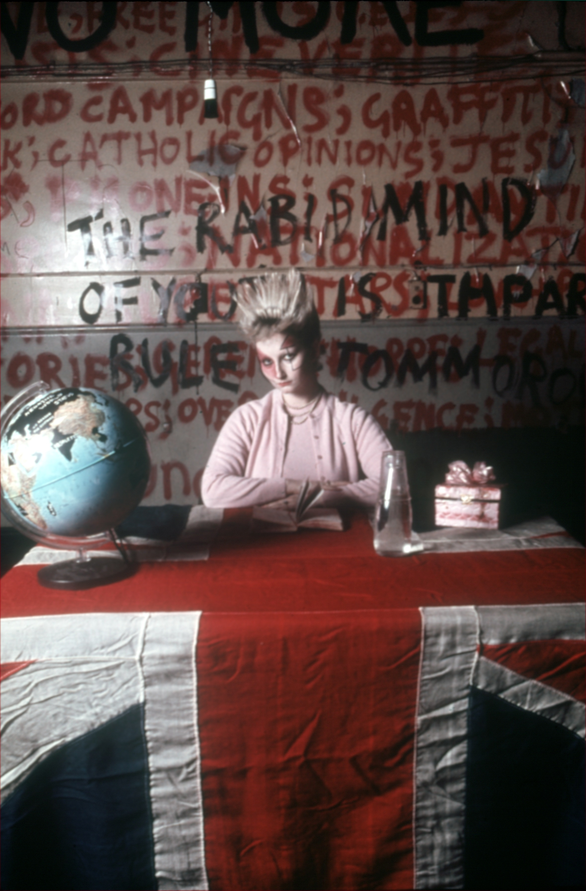 Jubilee.  Image courtesy of the BFI.