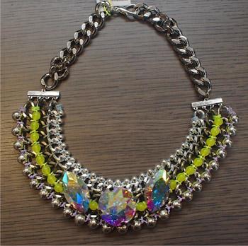 Cuchara necklace $190.