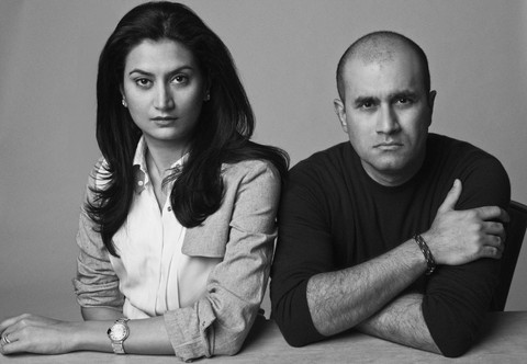The duo of Sachin and Babi.