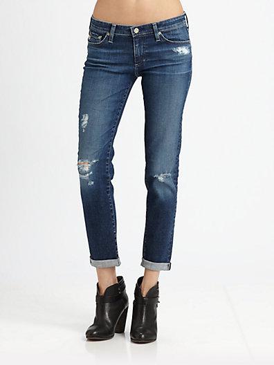 AG Stilt jeans.