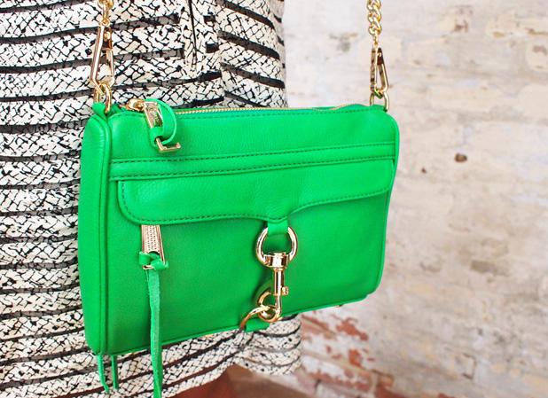 Rebecca Minkoff Mini MAC bag $225.