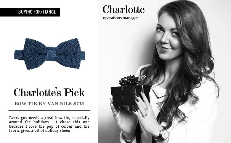 Van Gils Silk Bowtie: $115.00   Shop Now