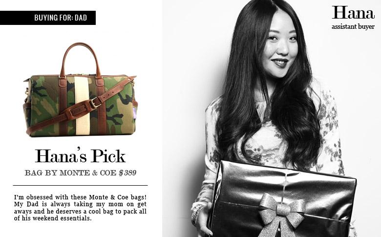 Monte & Coe Cotton Canvas Bag: $389.00   Shop Now