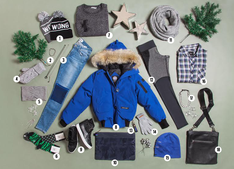Sporty-athletic-canada-goose-gift-guide-gotstyle-woman