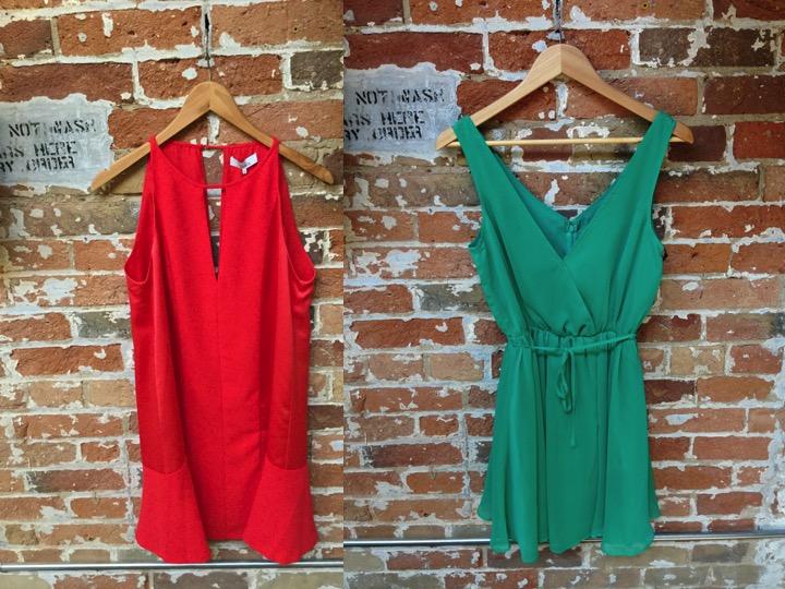 Parker Silk Keyhole Dress $298 Cupcakes & Cashmere Party Dress $148