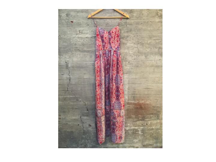 Parker Silk Maxi Dress $398