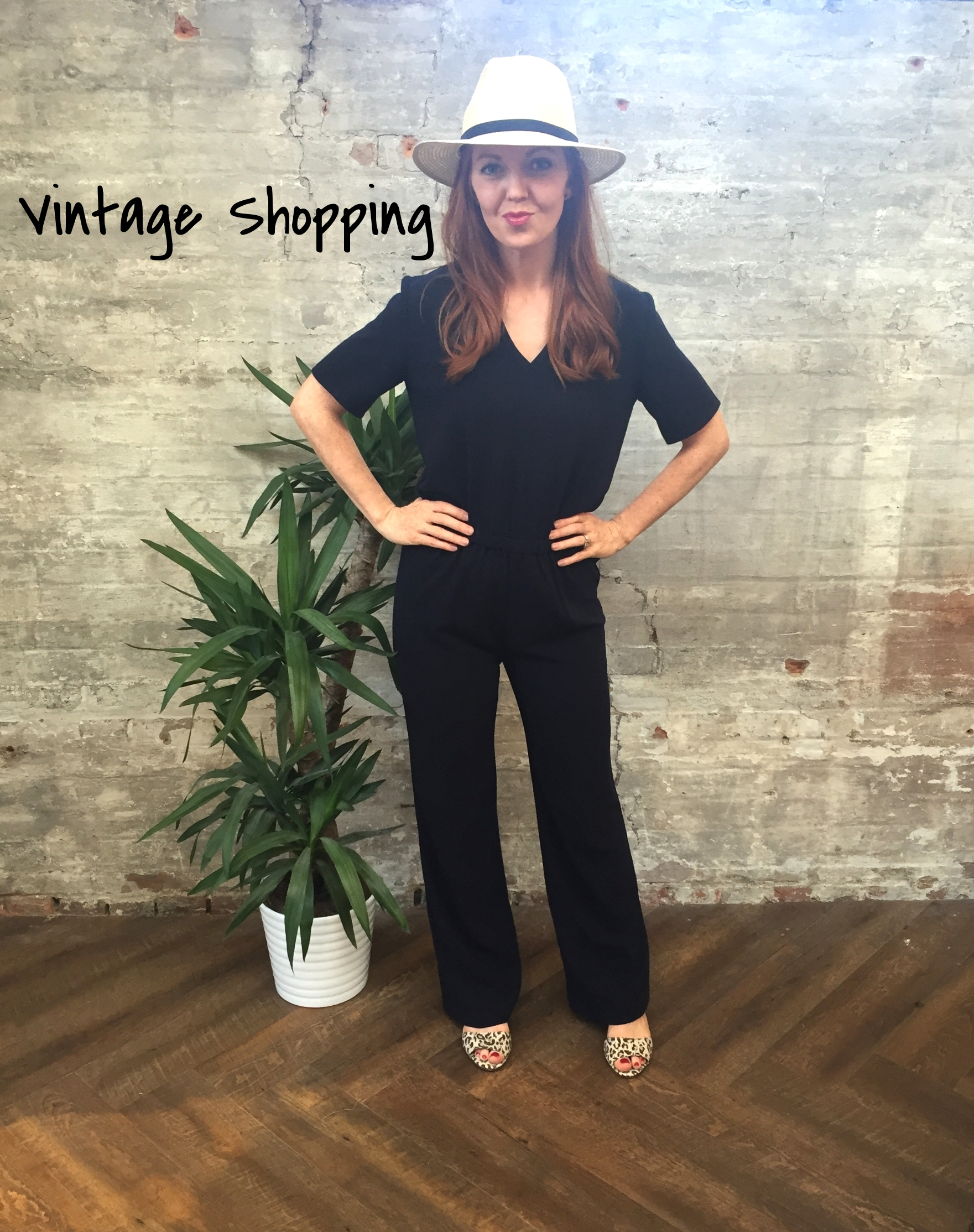 Toronto has a vibrant vintage scene, full of unique shops, markets and estate sales. Take advantage of the warm weather months to explore hidden gems from all sides of the city.Grab an easy, fashionable outfit paired with statement accessory and you're good to go - because you never know who's street style photo you could end up in!  Just Female Jumpsuit $218 Brixton Straw Hat $95  Tip: Check out the Vintage Crawl and other arts tours this summer for free fun!