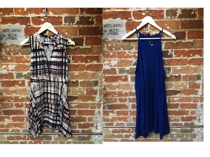 Parker Silk Dress $378 Bella Dahl Racerback Dress $190