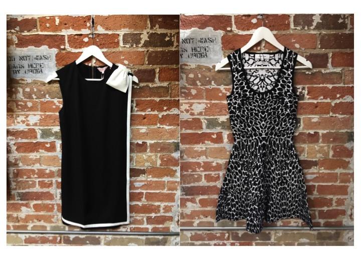 Ted Baker Bow Mini Dress $329 John & Jenn Fit & Flare Dress $199