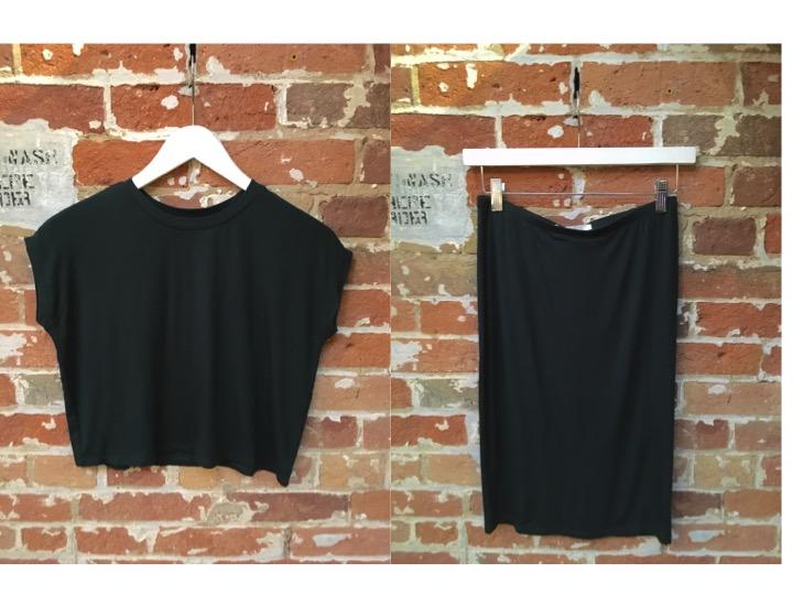 Bella Luxx Set - Top $115  Skirt $145