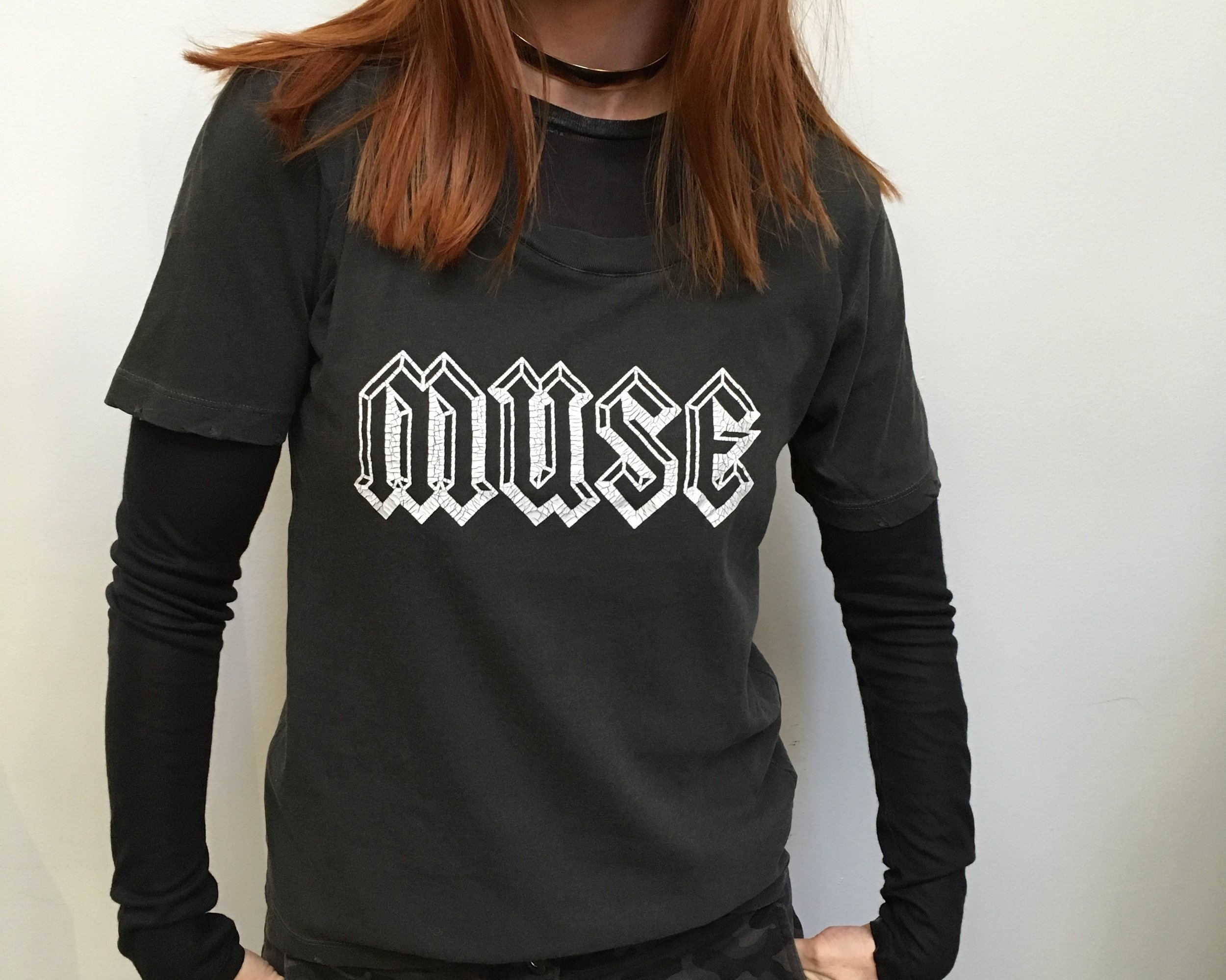 Zadig & Voltaire Muse Tee  WAS $278  NOW $139