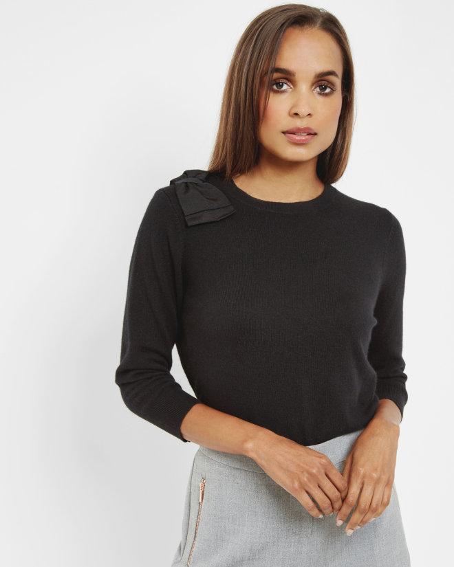 Callah Bow Sweater $229