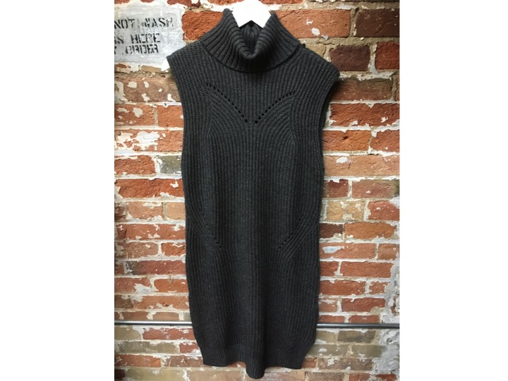 FINE Collection Cashmere/Wool Dress $298
