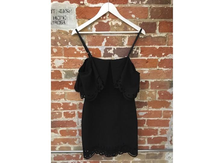 Parker Off The Shoulder Mini Dress $478