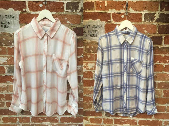 Rails Hunter Plaid Shirts $215