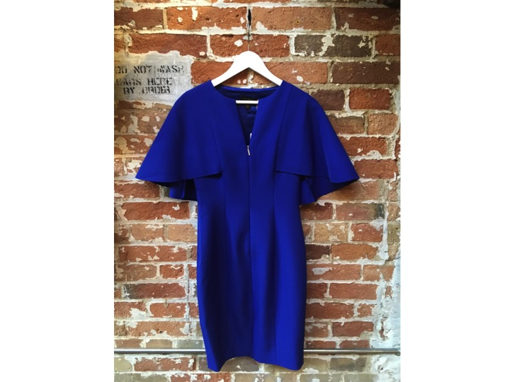 Ted Baker Cape Dress $429