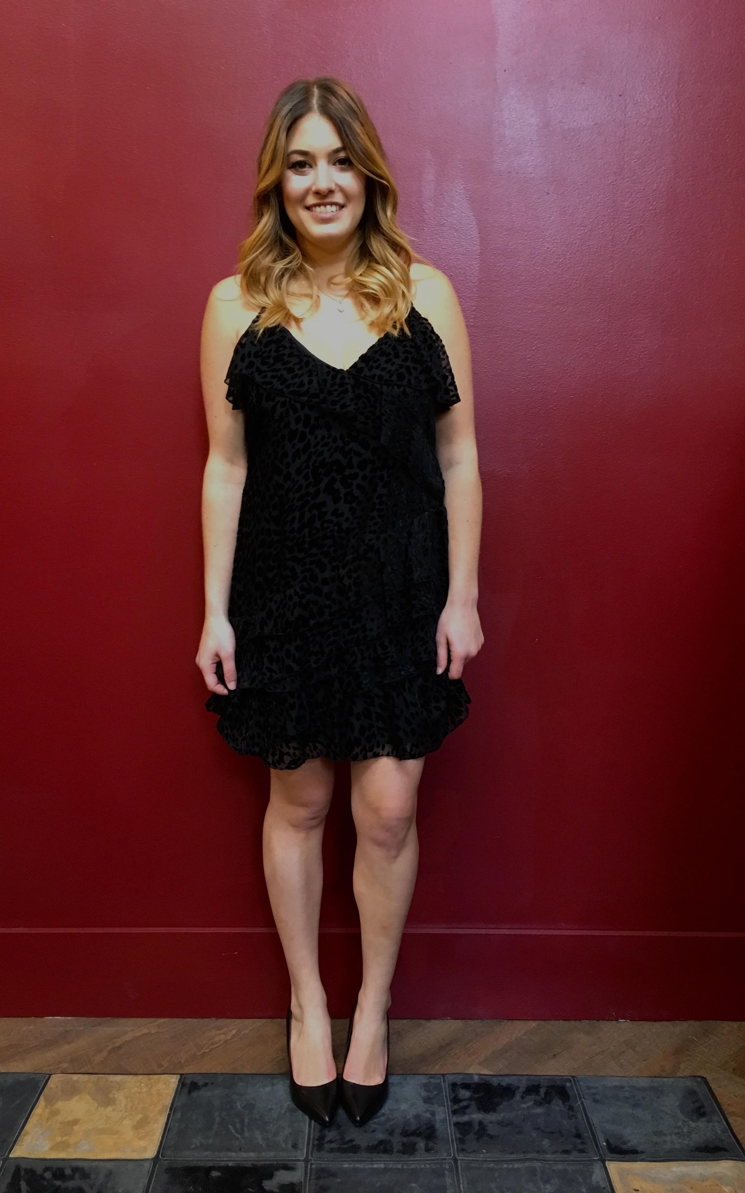 Parker Velvet Dress $234