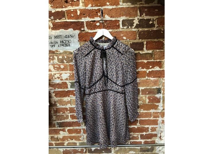 Cupcakes & Cashmere Laurena Printed Dress &170