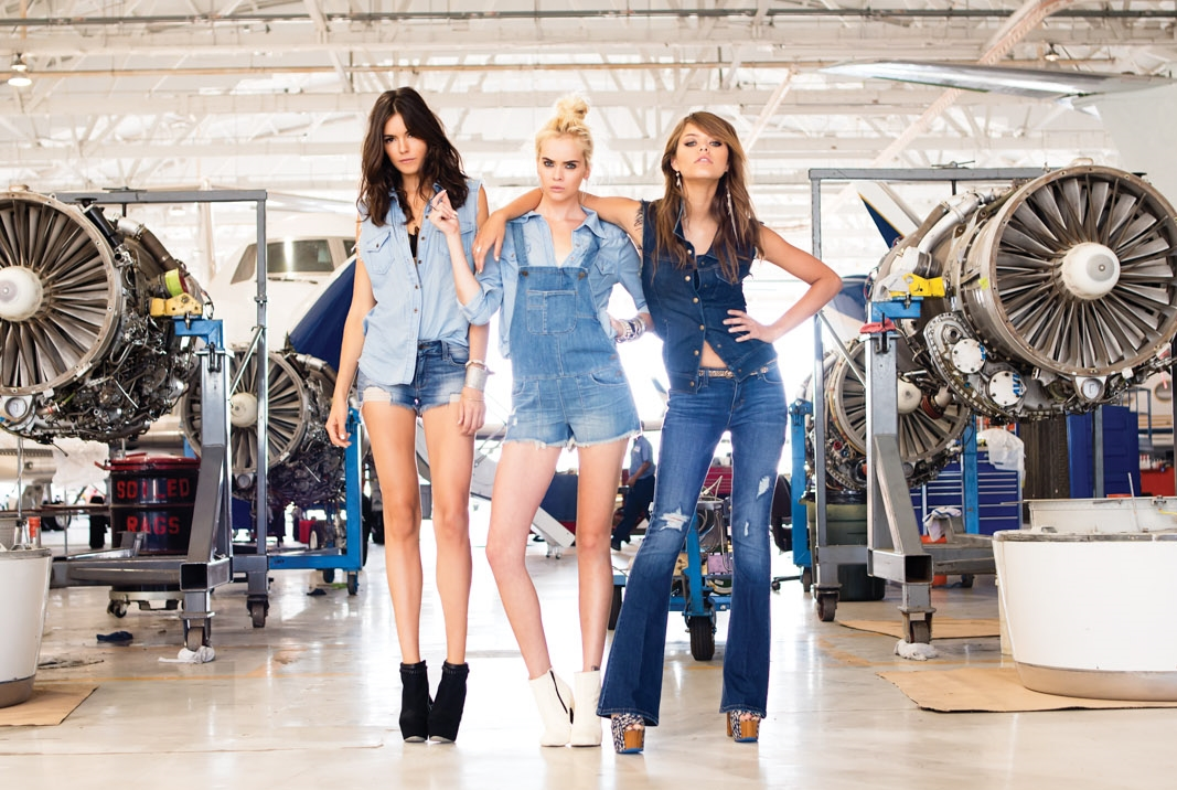 siwy denim //  laura g.+ hannah g.+ marcela