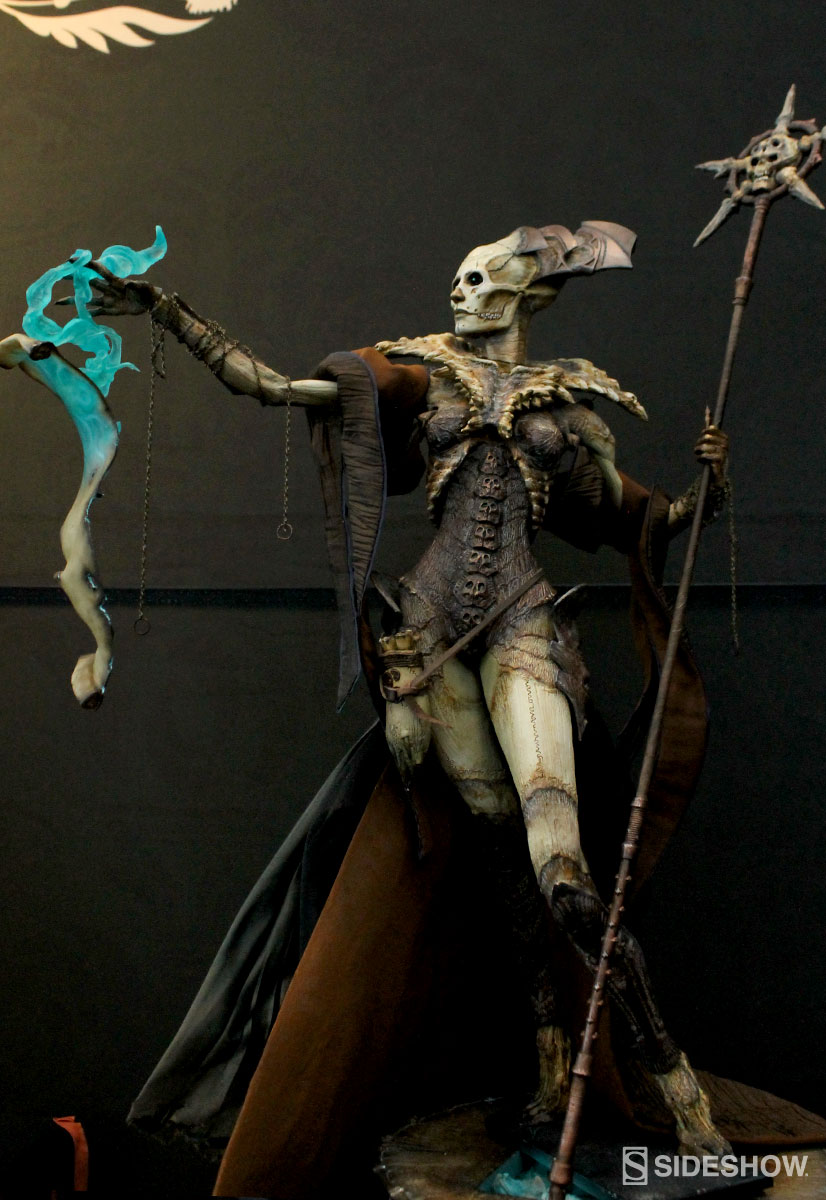 Sideshow Collectibles shows the Court of the Dead