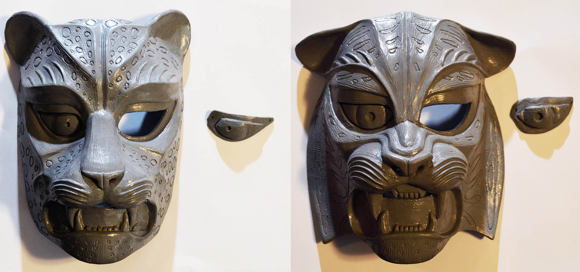 Michael Eastwood - Cat Masks