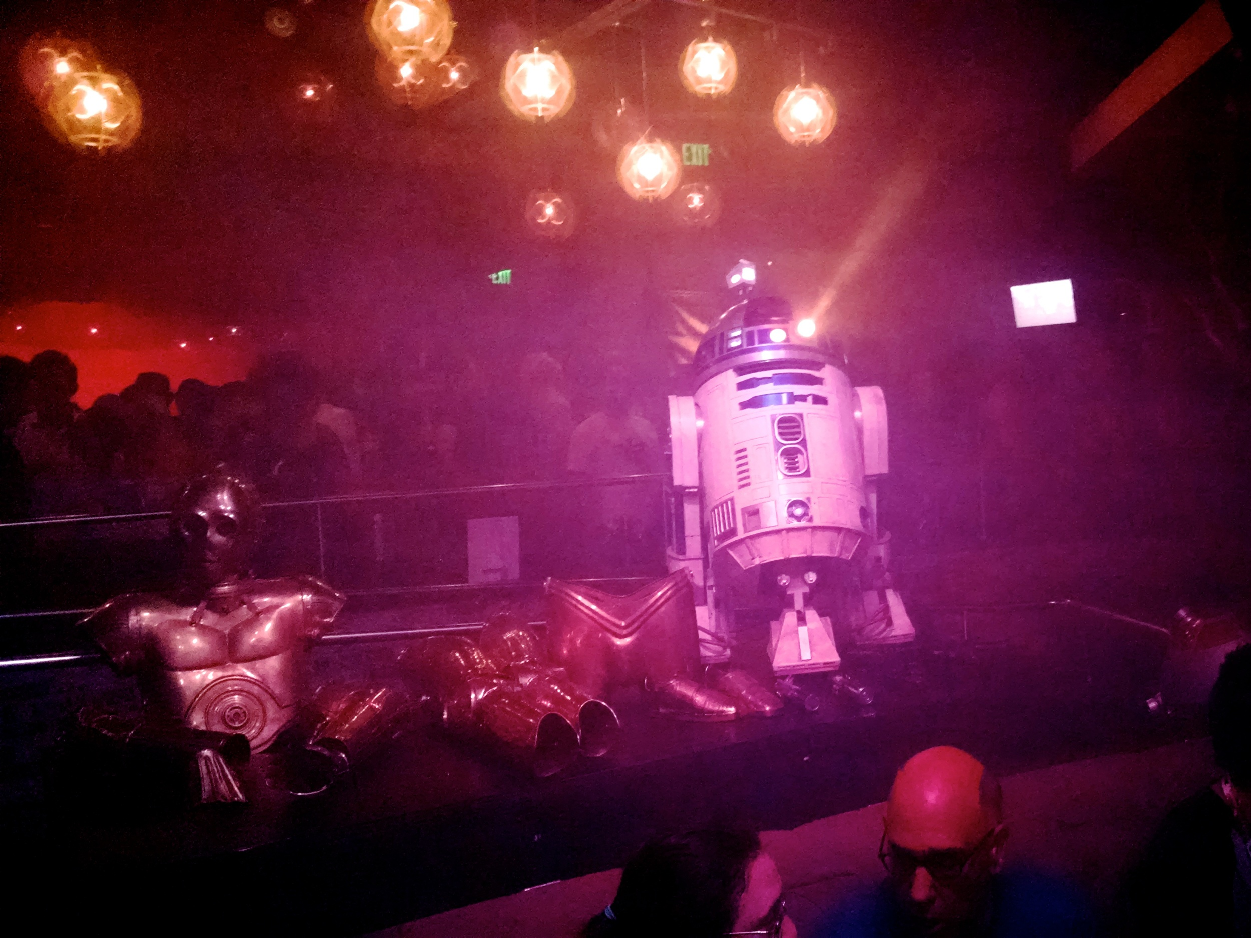 The droids we are looking for!
